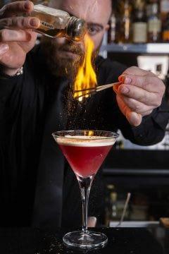 No5 Church Lane Cocktail