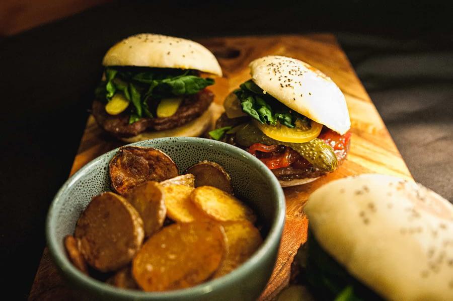 Recipe: Venison Burgers